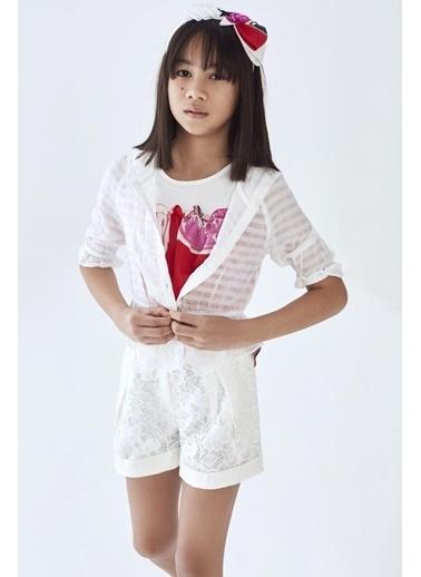 Lia Lea Ceket Beyaz